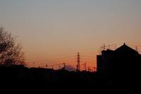 ★ 夕焼けでも曇り - うちゅうのさいはて