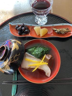 1月のひとりごはん〜母の食卓 - フィレンツェ田舎生活便り2