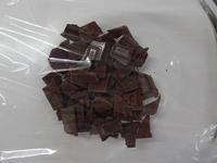MOWを使った基本のガトーショコラ その2 - Petit à petit(プチ・タ・プチ)
