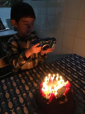 6歳のお誕生日 - 毎日ベルリン!