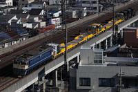 2021/1/7-10 常磐線 新金線 武蔵野線 - 工臨等 - - PHOTOLOG by Hiroshi.N
