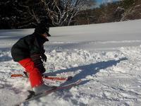 1月23日(土)リトルコース7「はじめてのゆきあそび!」、24日(日)ジュニアコース7「スノーシューハイク!」は、活動を実施いたします。 - 子どものための自然体験学校「アドベンチャーキッズスクール」