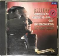 """♪742 ハンス・シュミット=イッセルシュテット """" ベートーヴェン:交響曲第1番・第3番「英雄」 """" CD 2021年1月16日 - 侘び寂び"""