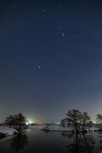 Go out a snow fairy at Fukujimagata - Tom's starry sky & landscape