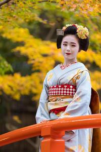 秋の気配に包まれて(祇園東・叶久さん) - 花景色-K.W.C. PhotoBlog