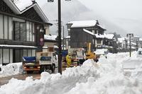 山中温泉豪雪9日目再拡幅除雪 - 酎ハイとわたし