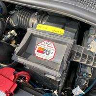 ルーテシア4 エアフィルター洗浄 75844km - 「ワッキーの自動車実験教室」 ワッキー@日記でごじゃる