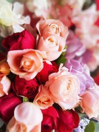 バラの花束 - ブランシュのはなたち