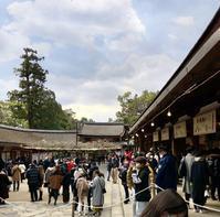 奈良の旅  5  初詣客で賑わう春日大社 - FK's Blog