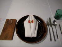 イタリア郷土料理 Ristorante L'ombra * 黒トリュフ尽くしの特別フルコース♪ - ぴきょログ~軽井沢でぐーたら生活~