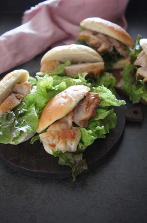チキンコンフィ - The Lynne's MealtimesⅡ