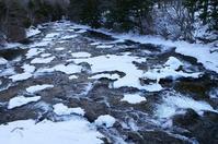 竜頭の滝 冬景 - 自然と仲良くなれたらいいな2
