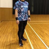素振り、ランニング生活3年目 - シニアのバドミントン練習ブログ