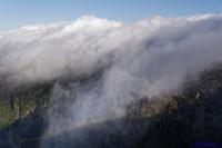 大台ケ原~雲が流れる - katsuのヘタッピ風景