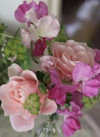 春色のお花 - サロン・ド・ブロッサム(パーソナルカラー診断&骨格スタイル分析、パーソナルスタイリストin広島)