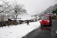 雪景色@美山茅葺きの里其の二 - デジタルな鍛冶屋の写真歩記