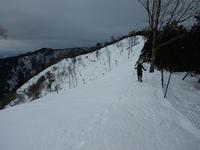 久し振りにスノーシューで楽しいスノーハイク…魚金山周遊 - 山にでかける日