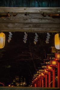 貴船神社~雪景色 - 鏡花水月