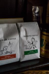 TRIBUTE COFFEEさんの珈琲豆 - 十人十色