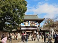 寒川神社初詣 - 気ままな日記