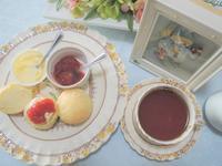 お家でクリームティー! - BEETON's Teapotのお茶会