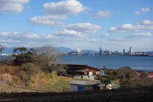 2021/1/17 今日の島暮らし/「カバちゃん焼き」まもなく! - 能古島の歩き方