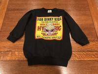 "HYSTERICMINI""DINKKY KIDS HYSTERIC スパンコールBIGトレーナー""【NO,10443159】 - LOB SHOP"