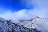 中岳1月17日Vol.1 - 九重山行クラブ「四季祭 」