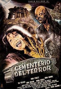 「ゴゲリアン・墓場のえじき」 Cementerio del terror  (1985) - なかざわひでゆき の毎日が映画三昧