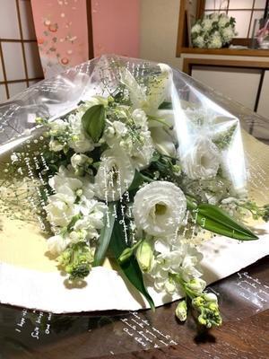 19日は白い花束抱えて - 詩穂、またあなたに会える日まで