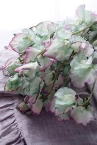 茎まで美しいパリスタイルの投げ入れ - お花に囲まれて