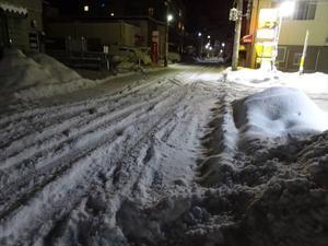 盛岡、大雪です! - 岩井沢工務所の現場日記