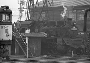 昔、機関区駅で出会った車輌達(112)中央西線 中津川駅 C12209 - 南風・しまんと・剣山 ちょこっと・・・
