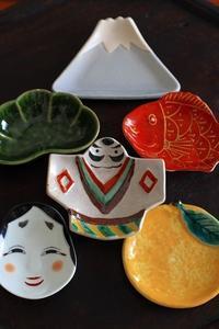 新春を彩る豆皿や箸置き - 暮らしを紡ぐ2