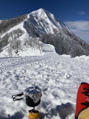 山景2021/雪景@飯士山 -