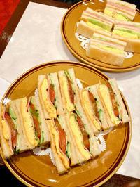 はまの屋パーラー日比谷店のスペシャルサンドゥイッチ - あれも食べたい、これも食べたい!EX
