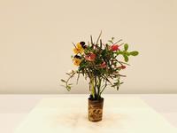 作品展2021 - Flower Days ~yucco*のフラワーレッスン&プリザーブドフラワー~