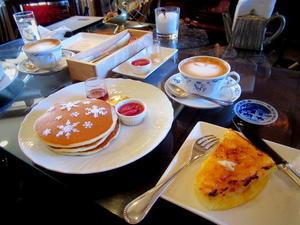 カフェ・ル・プティ・ニ 3 * 看板メニューのフレンチトーストとパンケーキは健在♪ - ぴきょログ~軽井沢でぐーたら生活~
