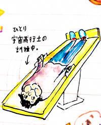 バリウム。 - 佐藤歩blog「あ...わっしょいわっしょい!」