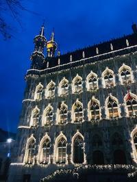 ✨祈りのイルミネーション✨ - ベルギー王国 のチョコレート日記
