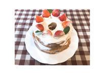 ヴィクトリアサンドイッチケーキ - 一ツ星紅茶堂