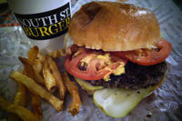 South St. Burger - ∞ infinity ∞