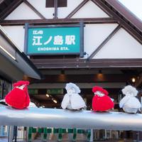 江ノ電スズメのお正月 - エーデルワイスブログ