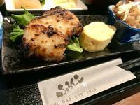 アコウダイの西京焼き定食@ふらんこ(立川) - よく飲むオバチャン☆本日のメニュー