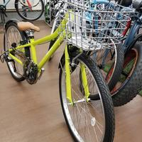 アッソンジュニアもう少しで完成 - 滝川自転車店