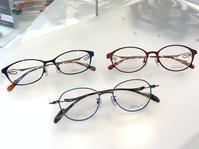 優雅なレディース眼鏡ルミエールメガネのノハラ京都ファミリー店遠近両用体験ブース - メガネのノハラ 京都ファミリー店 staffblog@nohara