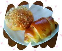 朝からパン作り - 風に吹かれてフォトタイム