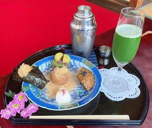 1020、 岩井屋 - ossanmama@福岡 の外食日記
