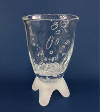 吹きとパートのコラボグラス:第3段 - アトリエ グラスバード: ガラス工芸教室・スタッフブログ