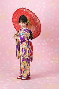 七五三☆アンティーク着物で可愛い晴れ姿 - それいゆのおしゃれ着物スタイル